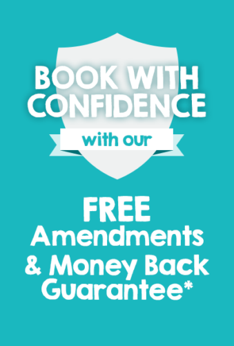 Free Amendments & Money Back Guarantee