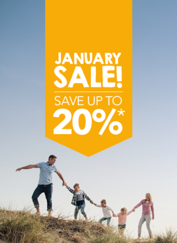 Save up to 20% on 2021 holidays